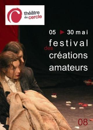 Festival des créations amateurs 2008 (fly)