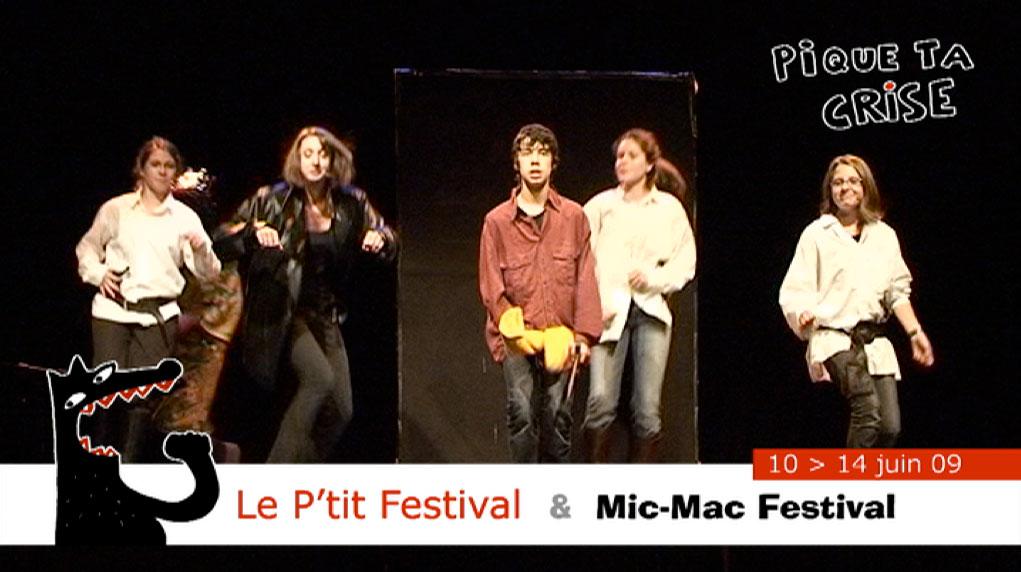 Reportage P'tit Festival